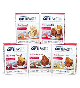 Optifast Bar Range