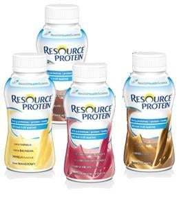 Resource Protein Range