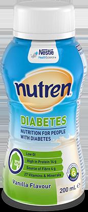 Image NUTREN Diabetes Bottle